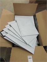 BOX OF PADDED ENVELOPES