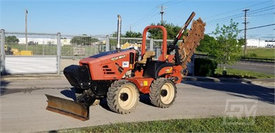 Trenchers / Boring Machines / Cable Plows For Rent - 184 ... on