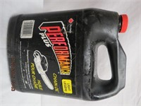 Appox 3L of chainsaw oil