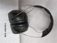 Peltor professional ear protectors