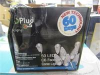 NO PLUG - 50 LED - INDOOR / OUTDOOR USE