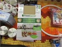 FOOD SAVER - VACUUM SEALING SYSTEM