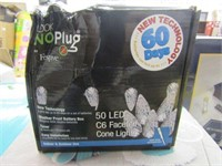NO PLUG - 50 LED - INDOOR / OUTDOOR USE