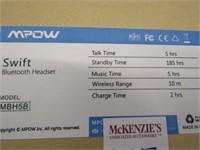 SWIFT BLUETOOTH HEADSET