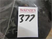 BLACK BICYCLE HELMET - SIZE L