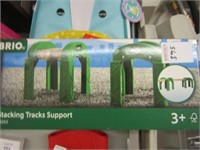 BRIO - STACKING TRACKS SUPPORTS