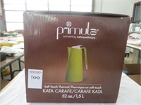 PRIMULA SOFT TOUCH THERMAL CARAFE