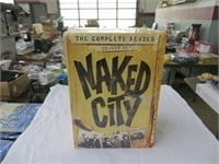 THE COMPLETE SERIES - NAKED CITY - 29 DVD SET