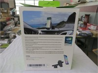 EASY ONE TOUCH WIRELESS CHARGING CAR MOUNT