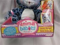 Animal Baby Nursery Kitten Toy