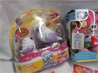 Little Live Pets, VTECH Baby and LALALOOPSY Minis
