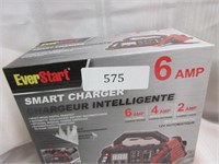 EVER START 6 Amp Smart Charger
