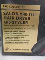 REVLON Salon One-Step Hair Dryer and Styler Brush