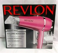 REVLON Volume Booster Ionic Hair Dryer