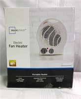 MAINSTAYS Electric Portable Fan Heater