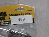 BLACK JACK Extendable Lug Wrench
