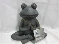 Decorative Indoor/Outdoor Yoga Frog