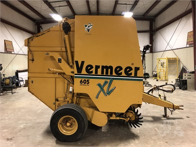 VERMEER 605XL For Sale - 22 Listings   TractorHouse com