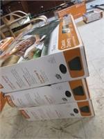 Set of (3) INTEX Twin Inflatable Mattresses