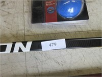 EASTON and ITECH Hockey Stick with Road Hockey Bal