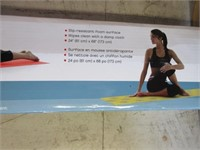 BALLY Total Fitness Yoga Mat