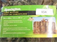 Remington Camo Netting