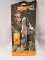 GERBER Survival Series Scout Knife