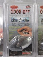 Odor Off Fishing Scent Removers
