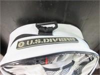US Divers Adult Swim Fins Set