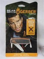 GERBER Bear Grylls Pocket Knife