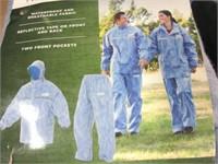 Coleman Non-Woven Rain Suit Lot