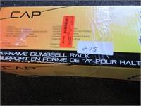 Cap Dumbbell Rack