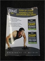 Everlast Push Up Stands