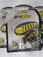 Lot of Champ Pro Plus Spike Wrenches