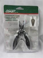 Coast Spilt Ring Pliers