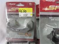 Lot of Razor Spark Cartridges