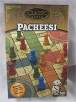 Pacheesi Travel Game
