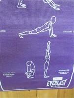 Everlast Aerobics Mat