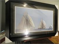 Online Auction - Framed Artwork Bidding Closes Mon Dec 12