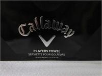 Callaway Golfers Sport Towel