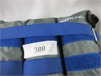 Set of 2 Sportline Weighted Angle Belts
