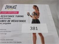 Everlast Resistance Tubing