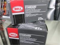 """Bell 27"""" Standard Tire Tubes"""