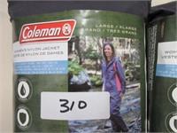 2 Coleman Women's Nylon Jackets
