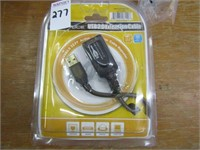 MONOPRICE USB 2.0 EXTENSION CABLE