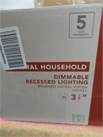 DIMMABLE RECESSEO LIGHTING (3)