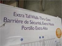 "EXTRA TALL WALK THRU GATE 28 - 47.5""W x 36"" H"