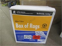 BOX OF RAGS