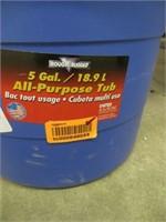 5 GAL  ALL PURPOSE TUB