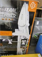 EXTREME STEAM FABRIC STEAMER WITH DUAL HEAT